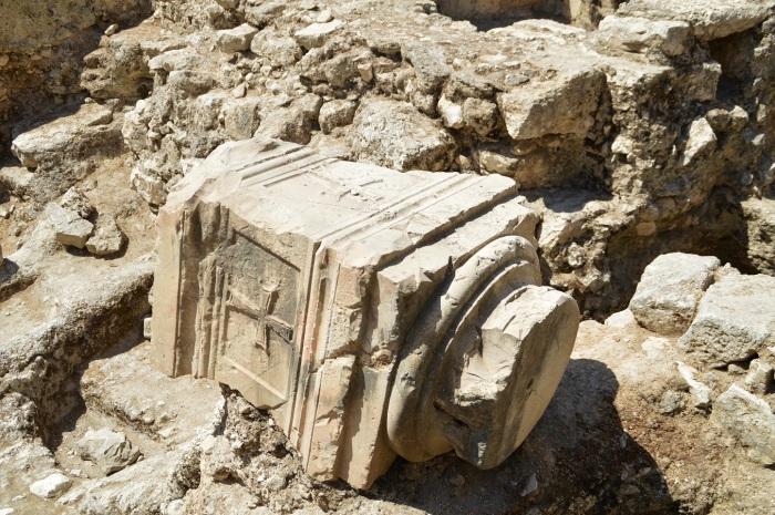 Ruinas en Bethesda