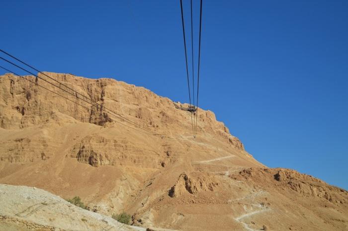 Camino a Masada - Way to Masada