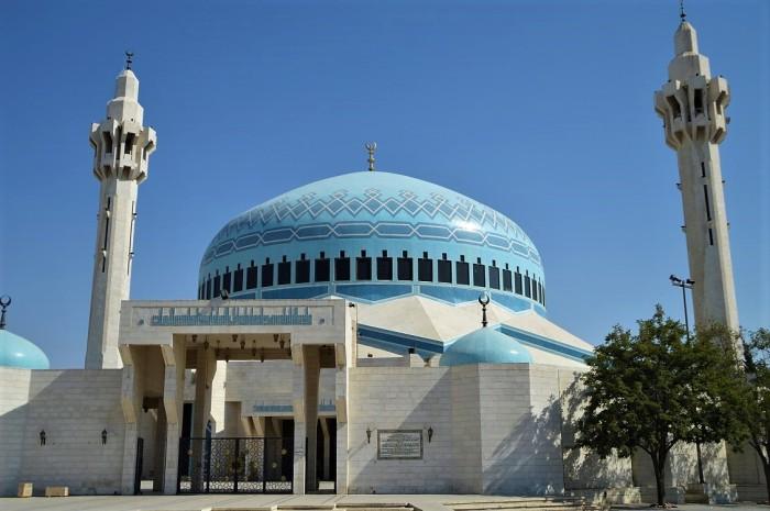 Mezquita rey Abdalah - King Abdalah mosque