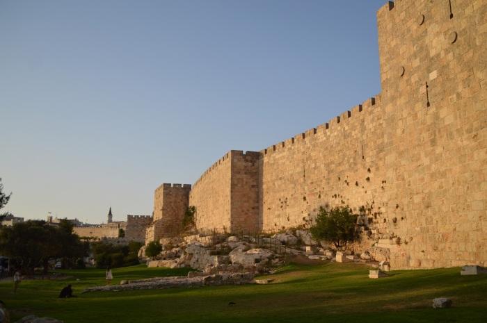 Murallas de Jerusalén - Jerusalem walls