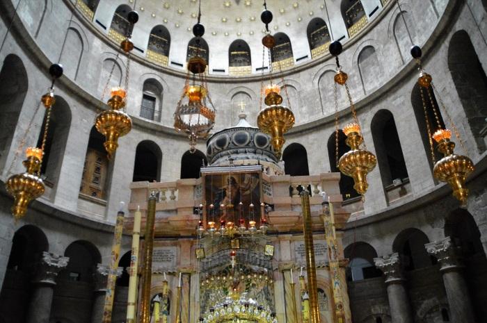 Santo sepulcro - Holy sepulchre