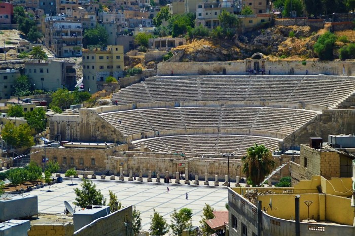 Teatro en Amman - Theater in Amman
