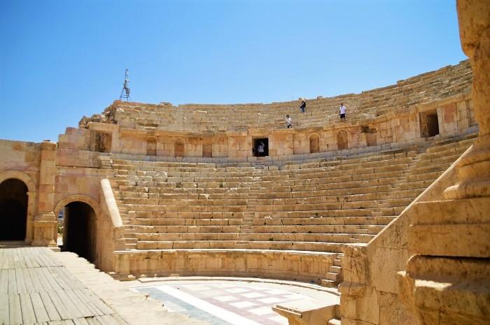 Teatro Jerash - Theater Jerash