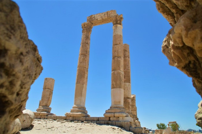 Templo de Hercules - Hercules temple