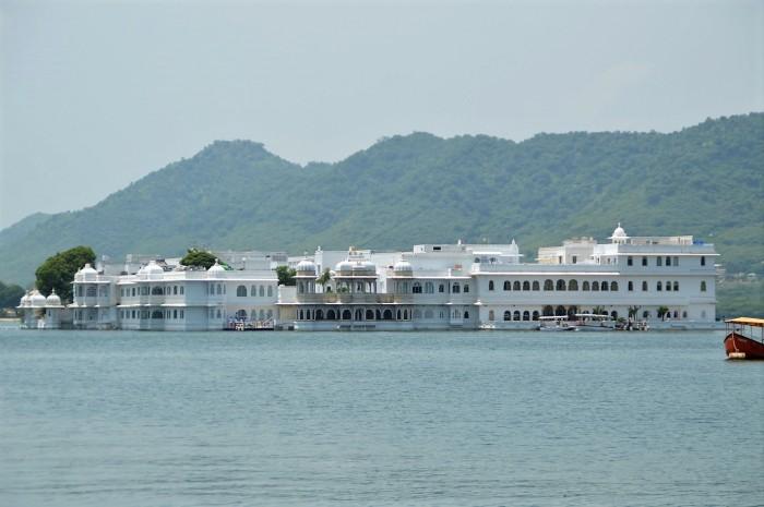 Palacio del lago Taj - Taj lake palace
