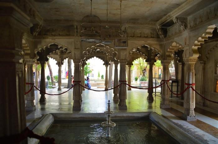 Viviendo como un Maharaja - Living like a Maharaja